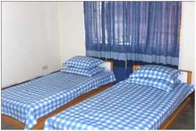 Twin Sharing Cabin