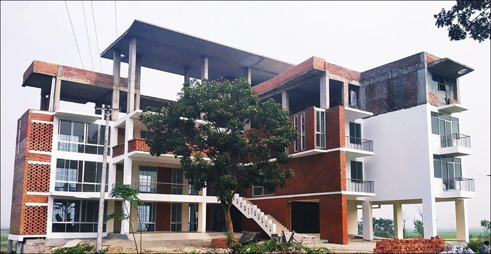 Senior Citizen Residence - Hena Ahmed Shanti Nibash